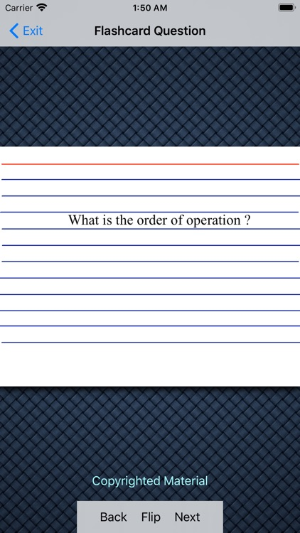 Basics Of Pre-Algebra screenshot-3