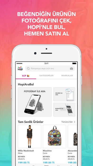 download Hopi - App of Shopping indir ücretsiz - windows 8 , 7 veya 10 and Mac Download now