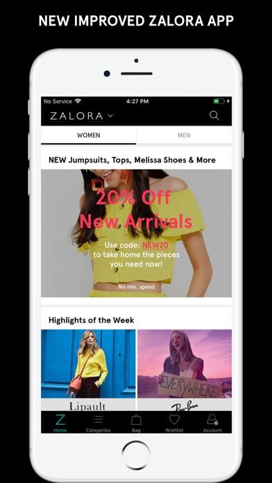 Download ZALORA - Fashion Shopping for Pc
