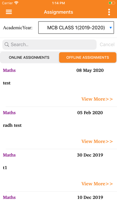 EazyPay Education screenshot 2