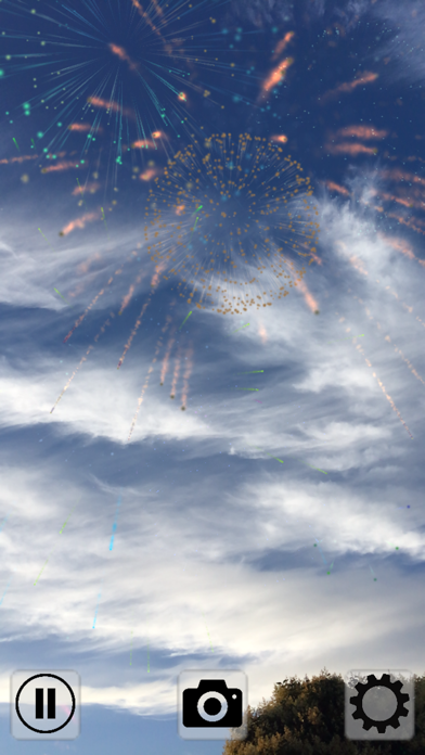 Fireworks Tap AR screenshot 3