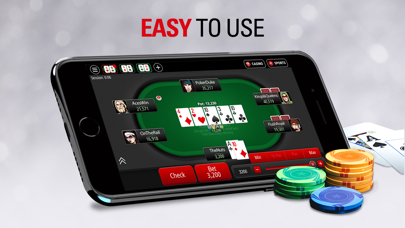 PokerStars Online Poker Games screenshot two