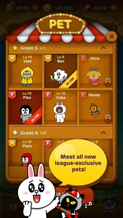 LINE Bubble! screenshot-3
