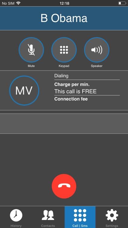 MobileVOIP - Cheap calls screenshot-7