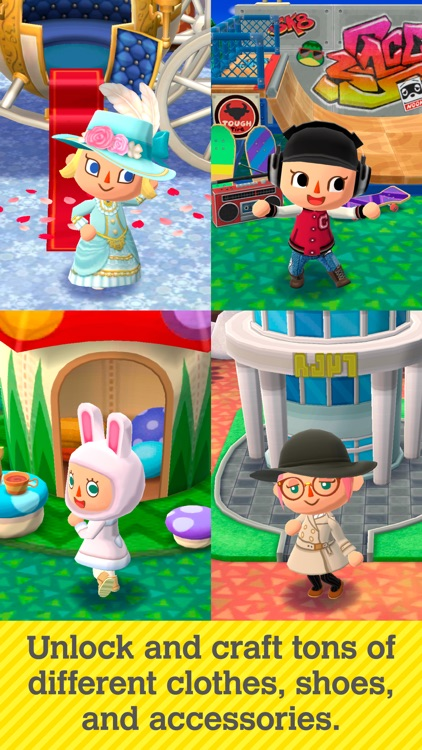 Animal Crossing: Pocket Camp screenshot-6