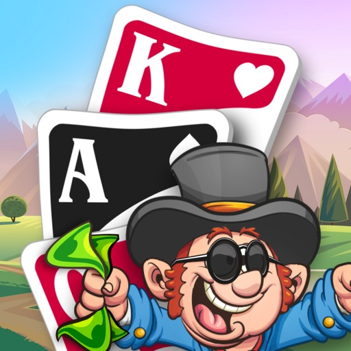 Big Win Solitaire - Klondike icon