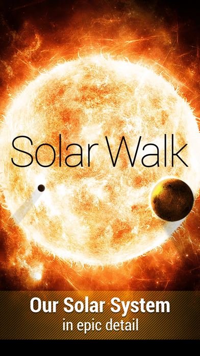 Solar Walk - Planets Explorer