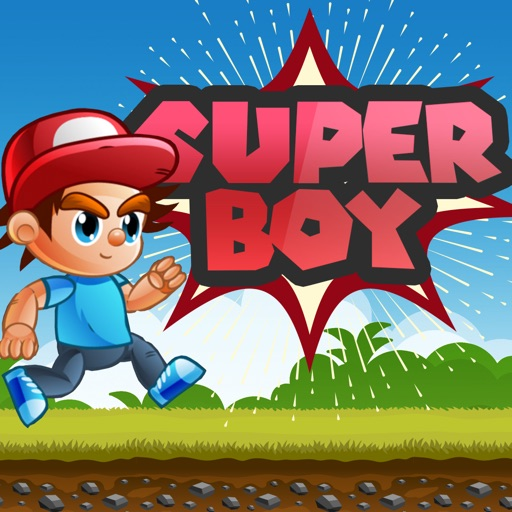 Super boy - Super World Run