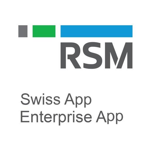RSM Swiss App - Enterprise App