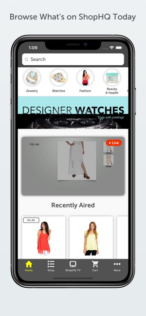 ShopHQ Mobile on the App Store