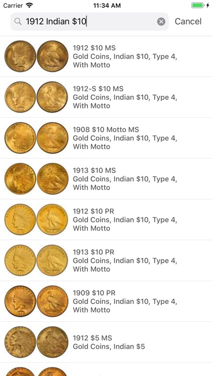 PCGS CoinFacts Coin Collecting screenshot-6