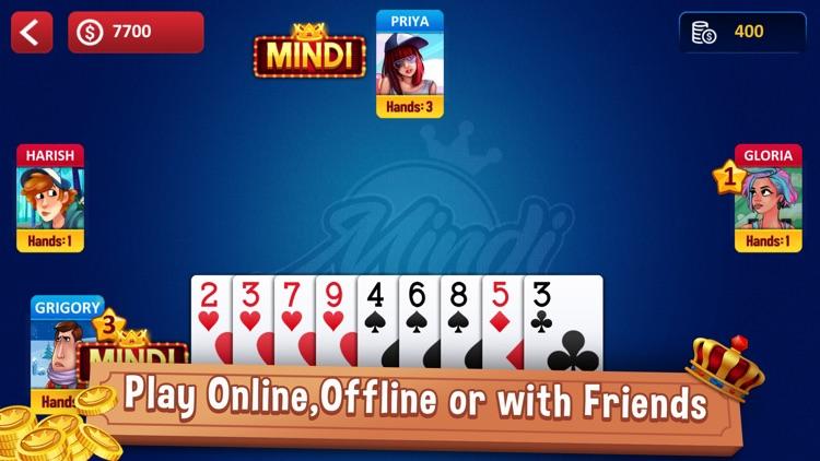 Mindi: Casino Card Game