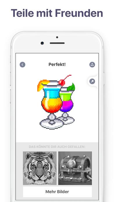 Herunterladen Pixel Art - Malen nach Zahlen für Pc