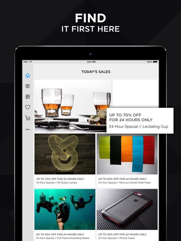 Touch of Modern: Shopping screenshot