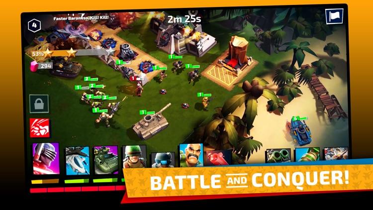 G.I. Joe: War On Cobra PVP screenshot-3