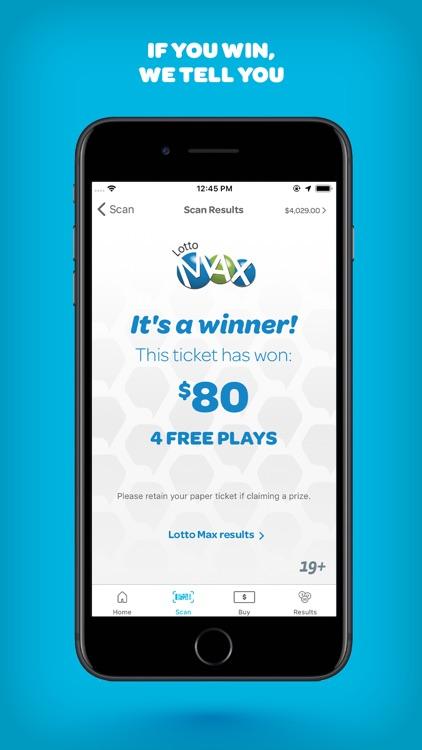 BCLC Lotto! screenshot-4