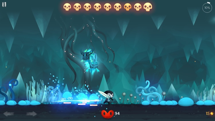 Reaper: Tale of Pale Swordsman screenshot-4