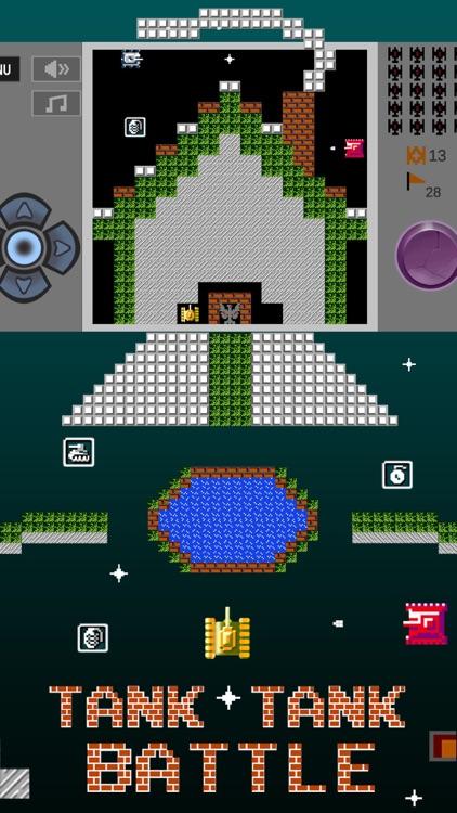 Tank 1990 - Tank Super screenshot-4
