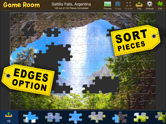 Jigsaw Box Puzzles by Sparkle Apps (iOS, United States) - SearchMan ...