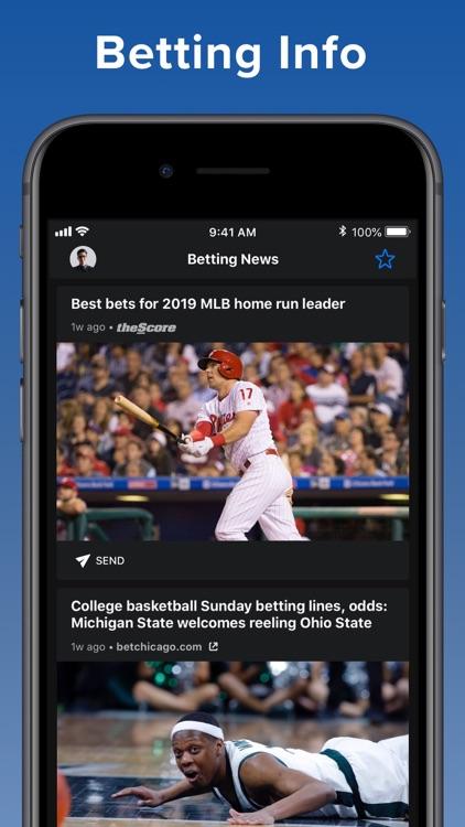 theScore: Sports News & Scores screenshot-3