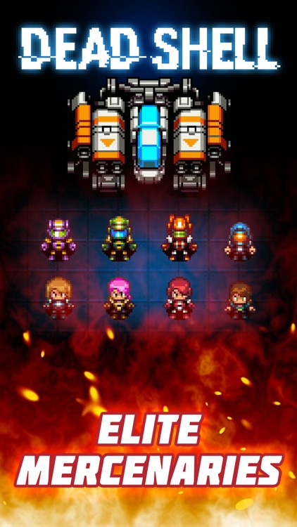 Dead Shell Roguelike RPG screenshot-3