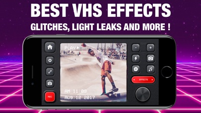 Download VHS Glitch - Camcorder VHS 90s for Pc