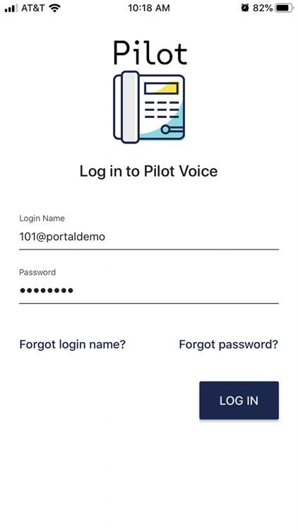 Pilot Voice screenshot-3