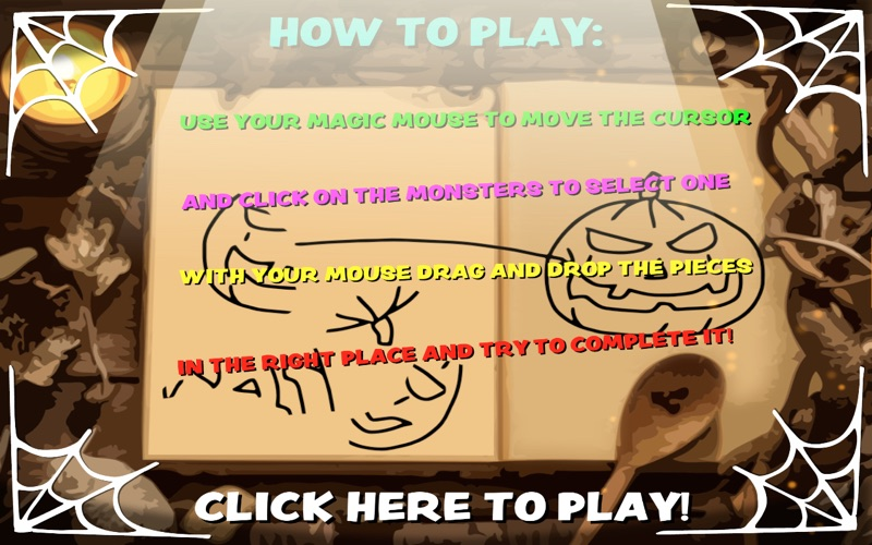 Trick Or Treat Halloween Games screenshot 4