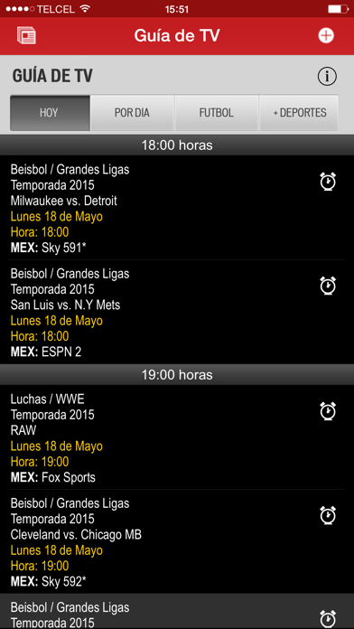 CANCHA Screenshot