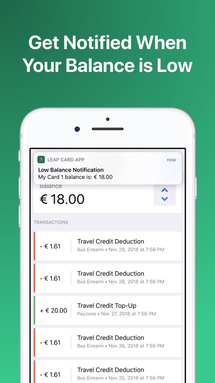 Leap Card App screenshot-6