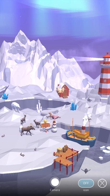 Solitaire Planet Zoo screenshot-5