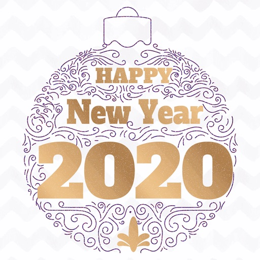 Happy New Year 2020 - Animated