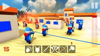 Human Gangs Battle Simulator - 窓用