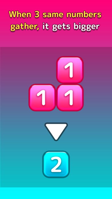 NumPlus - Number Block Puzzle screenshot two
