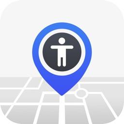 神探「定位」手机定位追踪查找朋友家庭位置软件