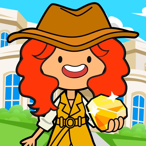 My Pretend Big Family Mansion iOS App