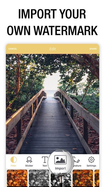 Watermark Photo: Add Copyright screenshot-4