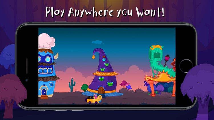 My Monster Town - Play Home