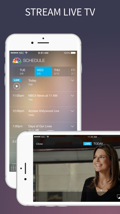 The Nbc App Stream Tv Shows review screenshots