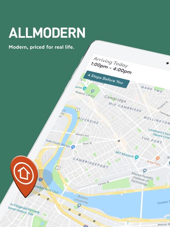 AllModern - Shop Modern Furniture and Décor screenshot