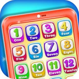 Educational Alphabet Tablet