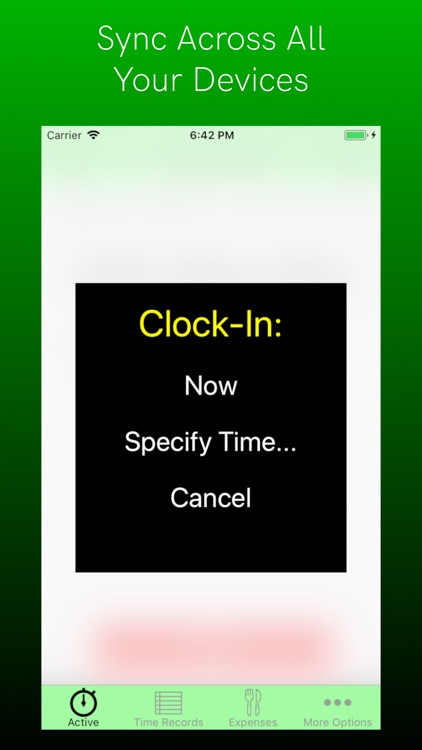 TimeClock Connect: Track Hours screenshot-4
