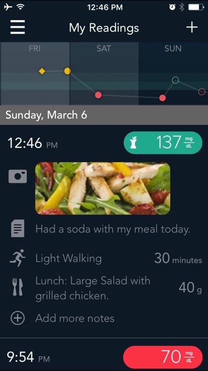CONTOUR DIABETES app (SG) screenshot-5