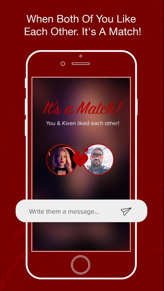 Dating app BlackBerry