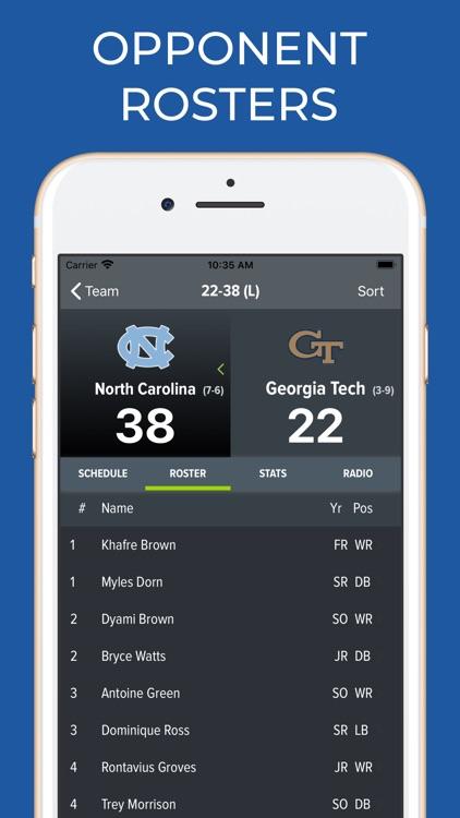 Georgia Tech Football screenshot-8