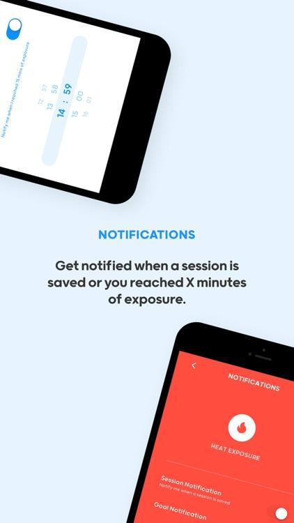 Illume Health - Sauna Tracker screenshot-4