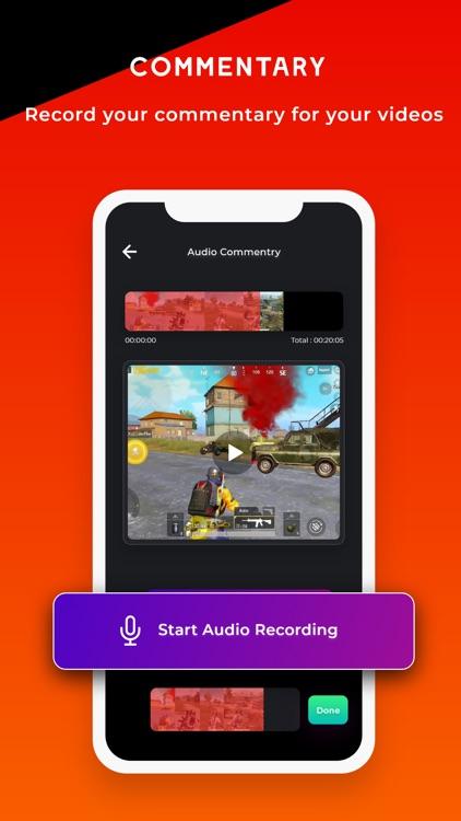 Record On -> Screen Recorder screenshot-5