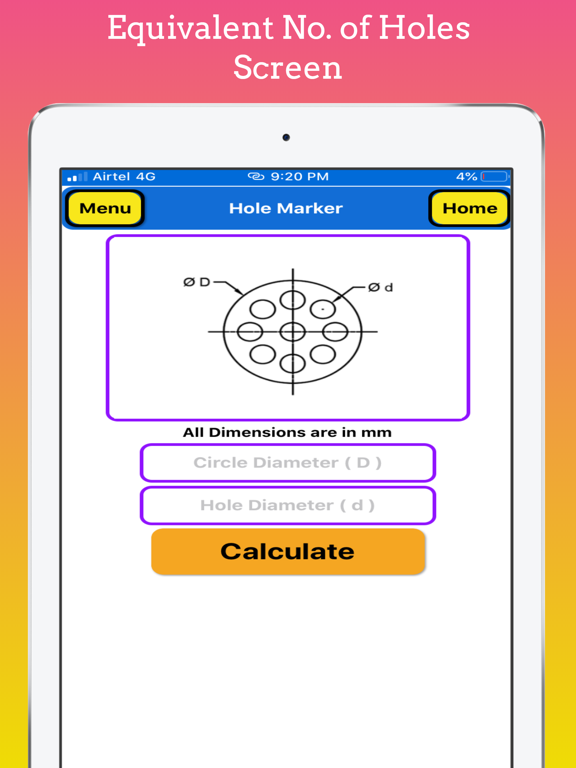 Flange Hole Marker Pro screenshot 11