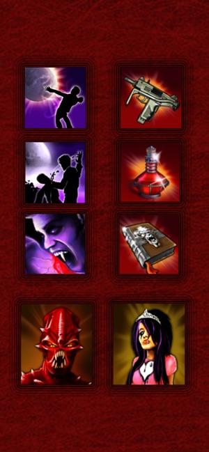 Gioco dei vampiri mobile su app store