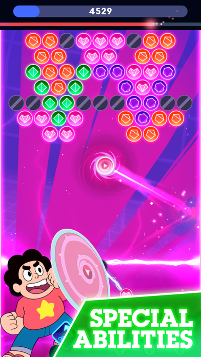 Plasma Pop phone App screenshot 3